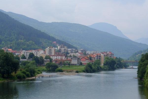 העיר פוצ'ה, בוסניה והרצגובינה