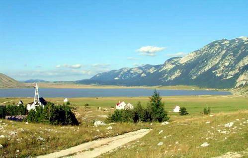 אגם בלידיניי, בוסניה והרצגובינה