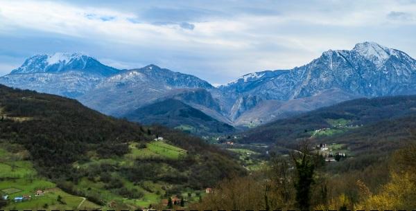 הר מגליץ', בוסניה והרצגובינה