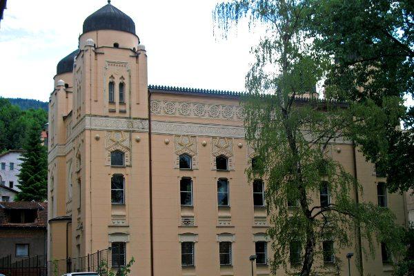 בית הכנסת האשכנזי החדש בסרייבו