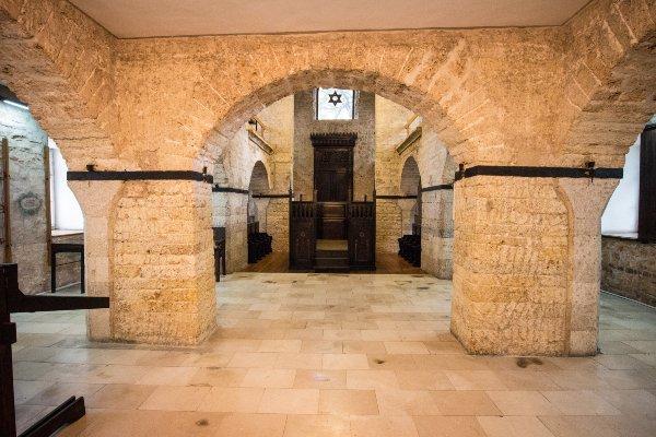 בית הכנסת העתיק בסרייבו