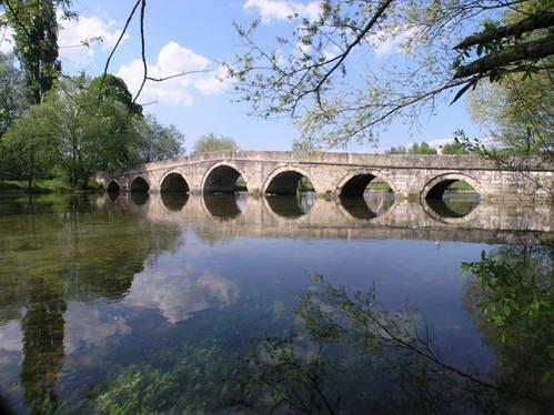 גשר אילידזה ליד סרייבו, בוסניה והרצגובינה