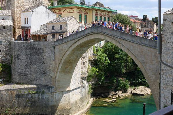 הגשר הישן (המחודש), סמל העיר העתיקה של מוסטר