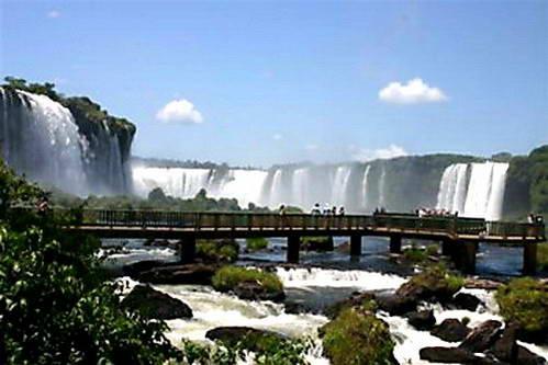 מפלי האיגוואסו, איגוואסו, ברזיל