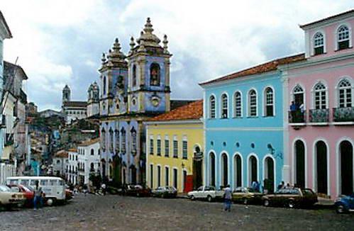 העיר העתיקה, סלבדור, ברזיל