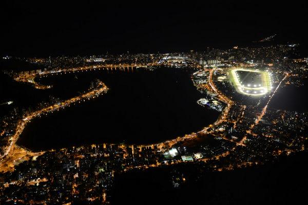 אגם לגואה, ריו