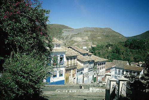 דיאמנטה, עיר היהלומים, ברזיל