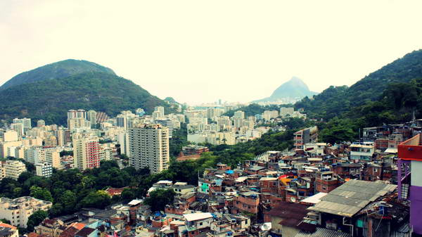 פאבלות, ריו דה ז'ניירו, ברזיל