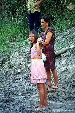 אנשי האמזונס, ברזיל