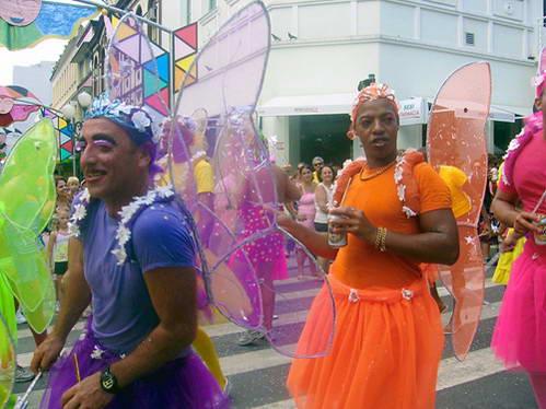 תלבושות קרנבל, פלוריאנפוליס, ברזיל