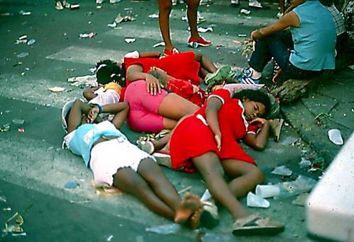 חגיגות הקרנבל בברזיל