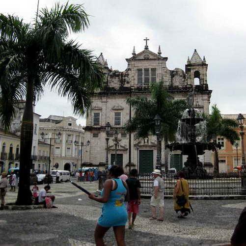 העיר ההיסטורית של סלבדור, העיר העלית, סלבדור דה באהייה, ברזיל