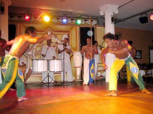 קפוארה בברזיל, סלבדור דה באהיה, ברזיל