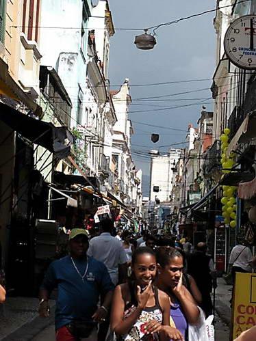 העיר ההיסטורית, ריו דה ז'ניירו, ברזיל