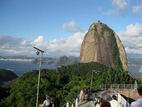 הר ככר הסוכר, ריו דה ז'ניירו, ברזיל
