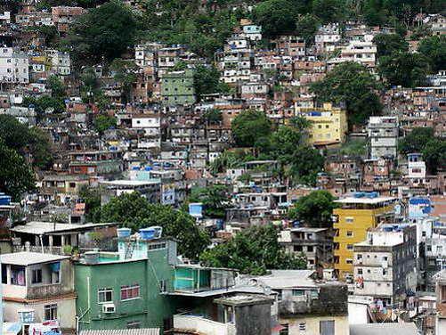 פבאלה רוסינה, ריו דה ז'ניירו, ברזיל