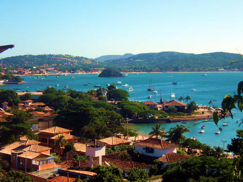 בוזיוס עיירת נופש, ברזיל