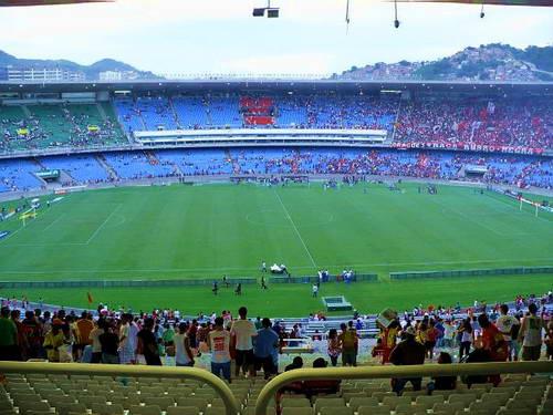 מרקנה אצטדיון הכדורגל הגדול בעולם, ריו דה ז'ניירו, ברזיל
