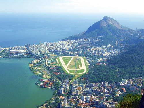 תצפית על ריו מהקורקובדו, ברזיל