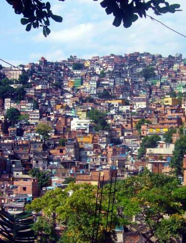 פאבלה רוסינה בריו דה ז'ניירו ברזיל
