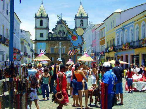 קניות בסלבדור, קניות בברזיל