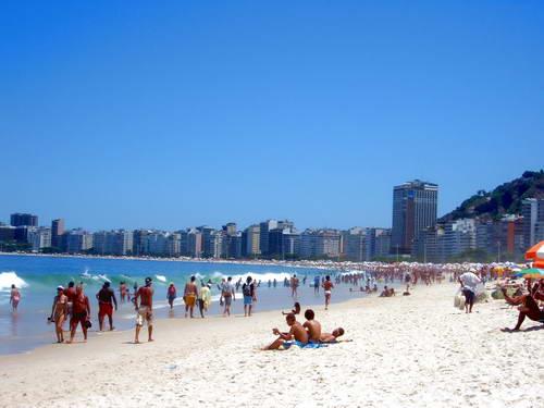 חוף קופקבנה בריו, ברזיל