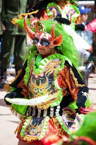 פסטיבל השטן, קרנבל השטן באורורו בוליביה