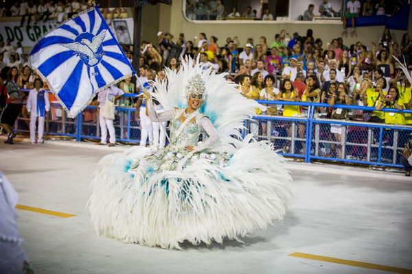 מצעד המנצחות, הקרנבל של ריו, ברזיל