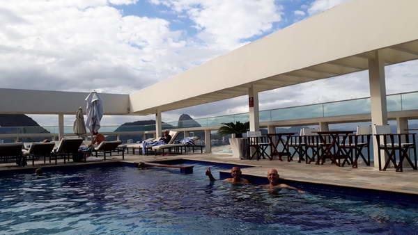 מלון ריו אותון, חוף קופקבנה, ריו
