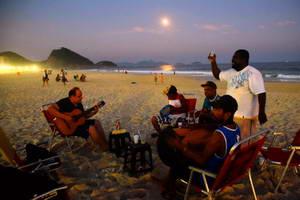 טיילת חוף קופקבנה, ריו