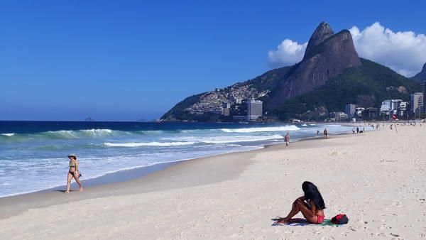 חוף לבלון, ריו