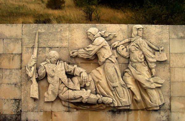 מעבר שיפקה, ההתקוממות הבולגרית