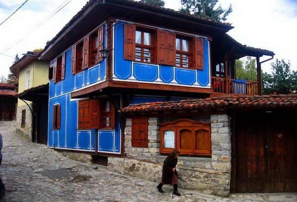 קופריבשטיצה, הרי הבלקן, בולגריה