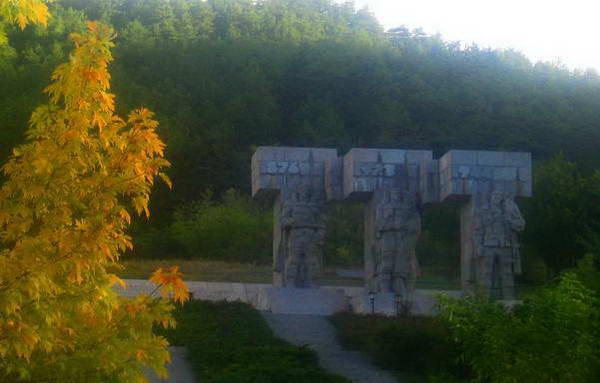 קלופר, הרי הבלקן, בולגריה