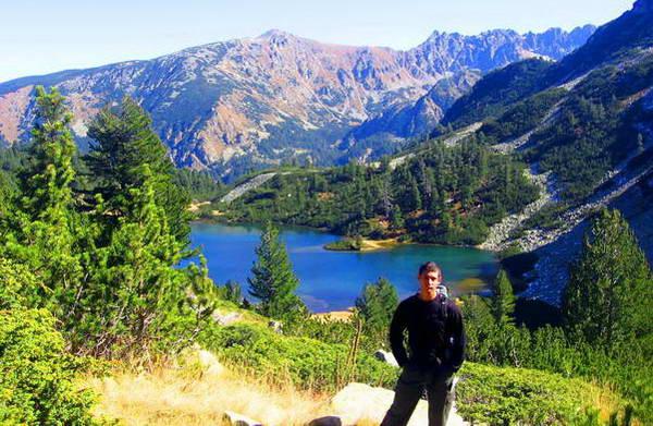 הרי פירין, בולגריה