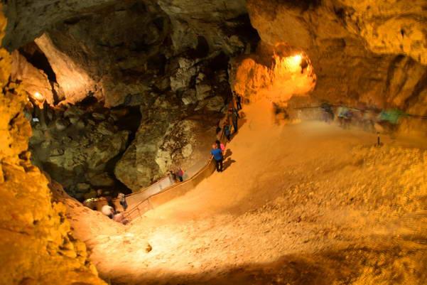 גרון השטן, הרי רודופי, בולגריה