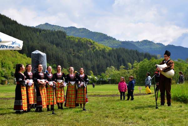 שירוקה לאקה, הרי רודופי, בולגריה