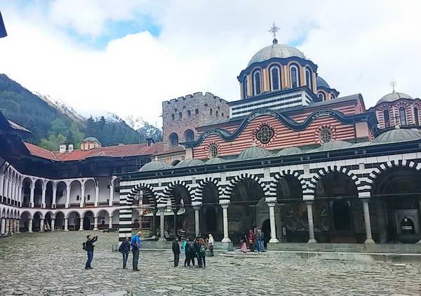 מנזר רילה, הרי רילה, בולגריה