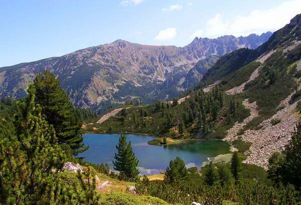 בולגריה, הרי פירין