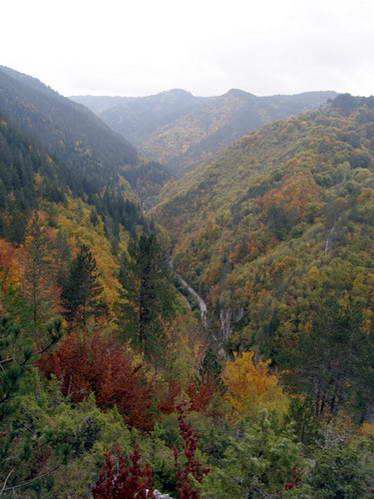 הרי רודופי, בולגריה