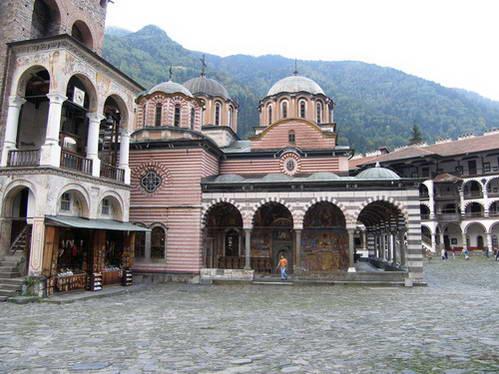 בולגריה, הרי רילה