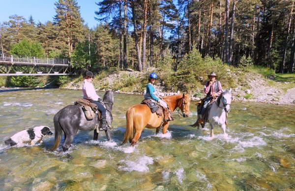 טיול סוסים בבולגריה, נהר ישקאר