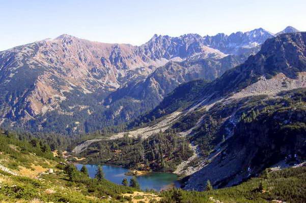 טיול ג'יפים בבולגריה, הרי פירין