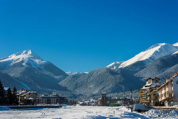 אתרי סקי בבולגריה