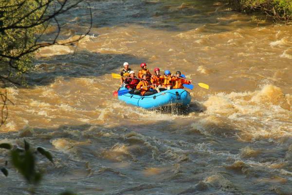 בולגריה עם ילדים, רפטינג על נהר מריצה