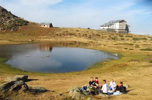 בולגריה עם ילדים, בקתה בהרי פירין