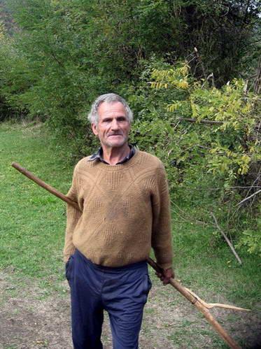 כפריים העובדים בשיטות שכבר שכחנו, בולגריה