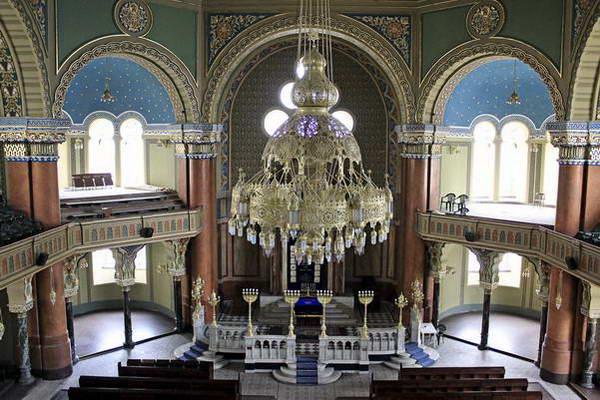 בית הכנסת בסופיה, בולגריה