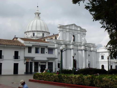 פופיאן - העיר הלבנה, קולומביה