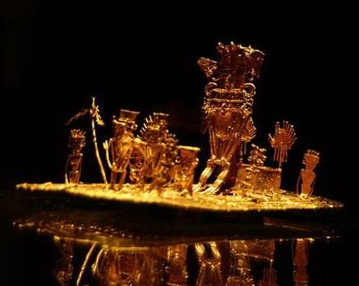 קולומביה, בוגוטה, מוזיאון הזהב